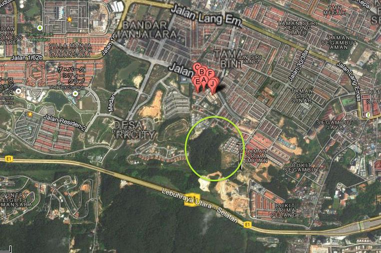 Bintan Hill 2